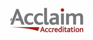 Constructionline Acclaim Accreditation Logo