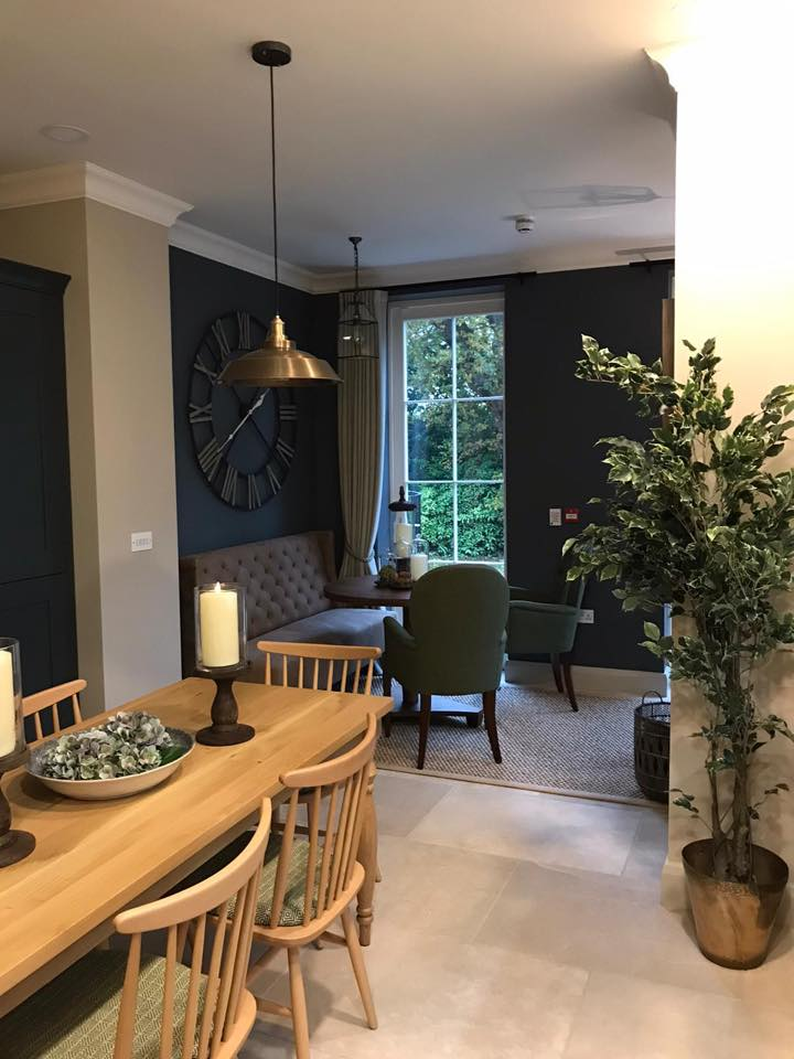 Luxury Apartment Painting & Decorating in the New Forest, Hampshire